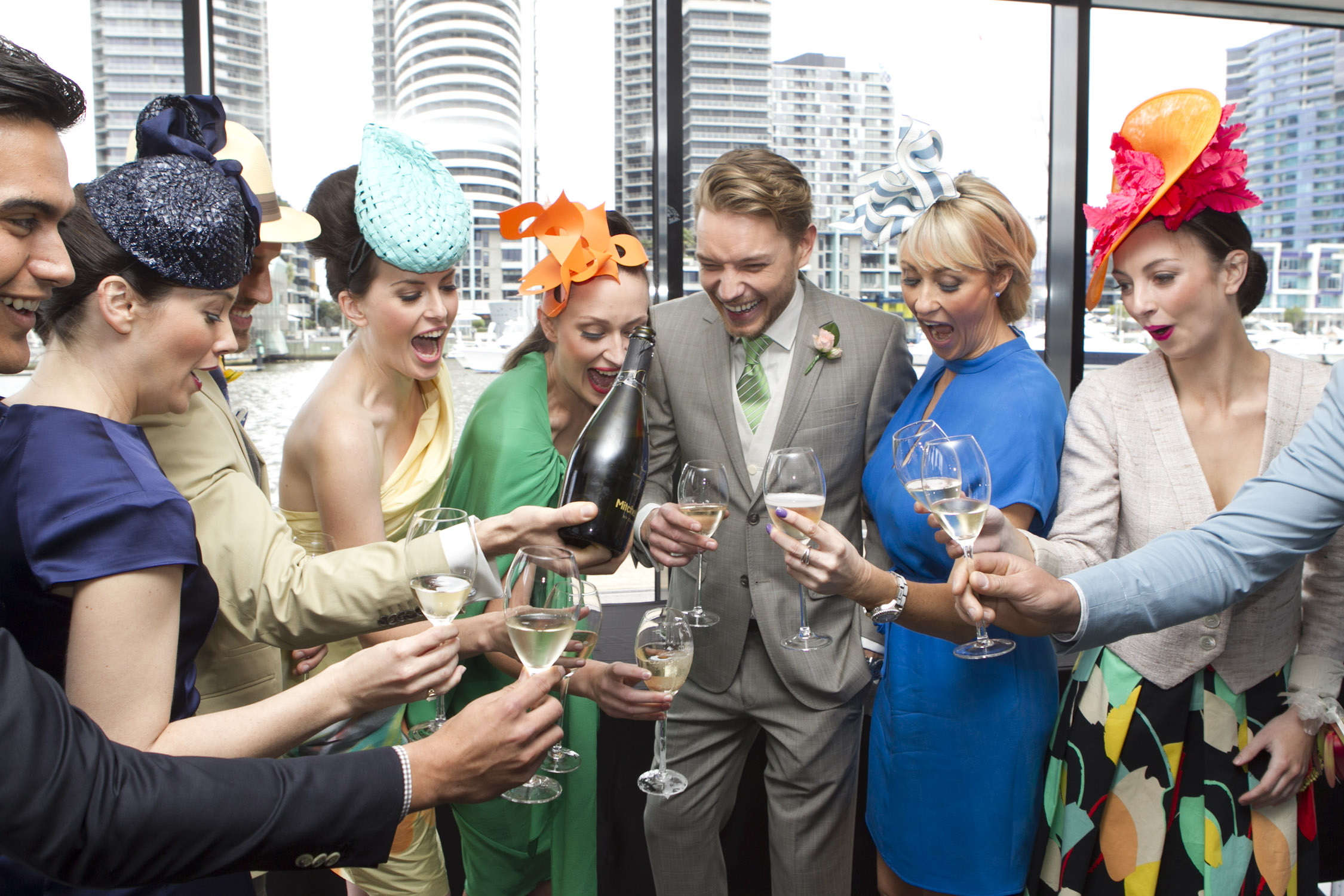 Where To Eat, Drink And Party This Melbourne Cup & WIN A