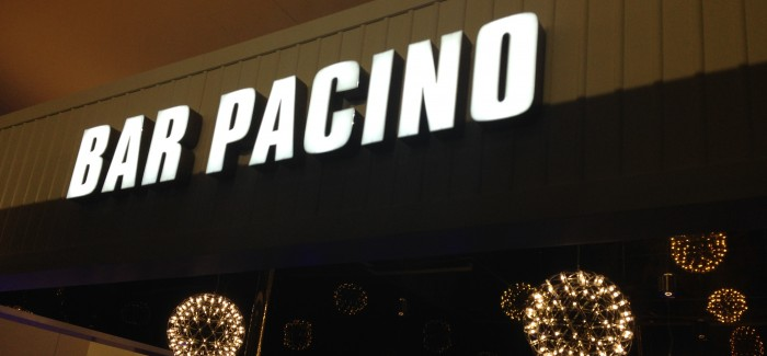 Bar Pacino Opens On Eagle Street