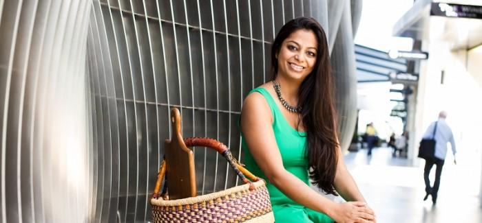 Interview with MasterChef's Neha Sen