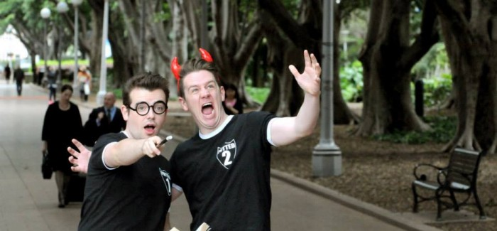 Review: Potted Potter