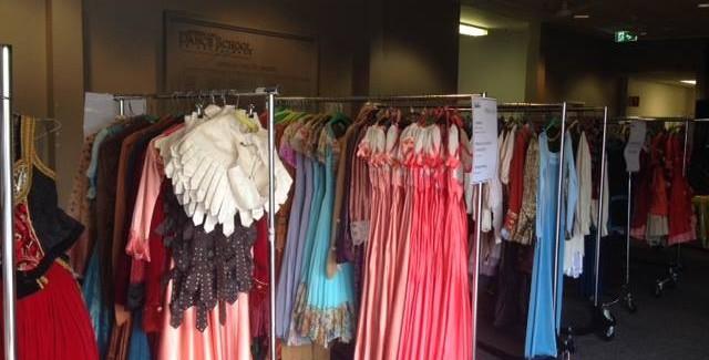 Queensland Ballet Costume and Scenery Sale