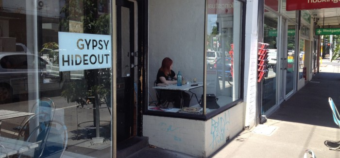 Gypsy Hideout in Northcote