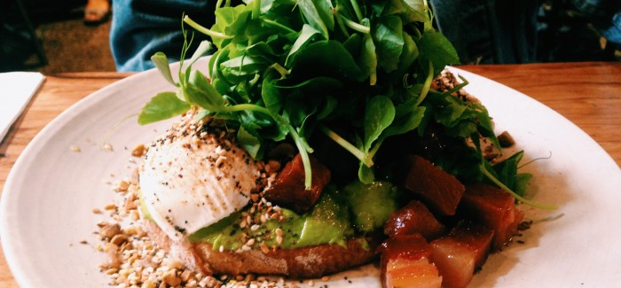 The Brunch Diaries: Journeyman, Melbourne