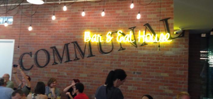 Communal Opens In Brisbane's CBD