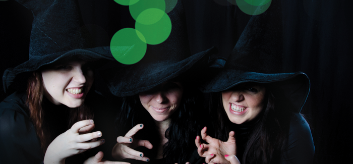 Review: Wyrd Sisters