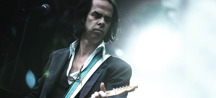 Review: Nick Cave, Push the Sky Away Tour