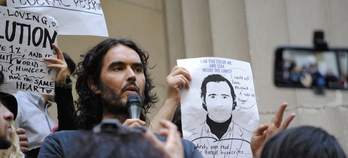 Review: Russell Brand's Revolution