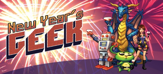 Geek Out At The Powerhouse This New Year's
