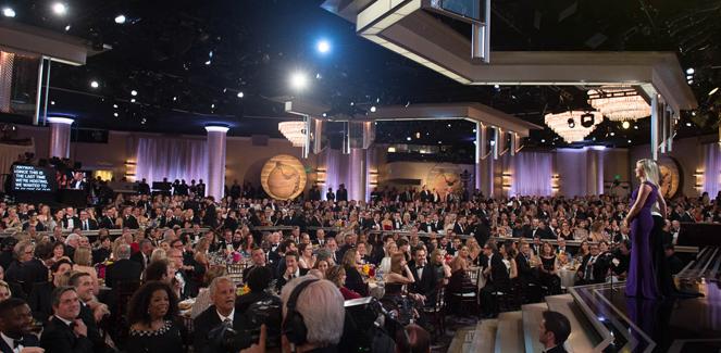 Golden Globe Winners, 2015