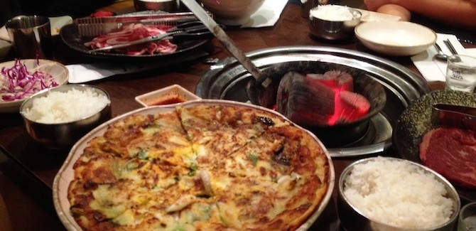 Korean BBQ At Midam