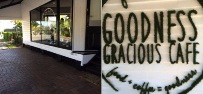 Interview: Goodness Gracious Cafe