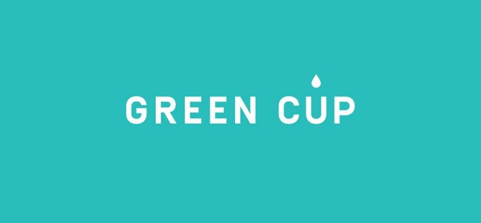 Green Cup on Chapel