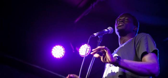 Interview: Abe Nouk, Slam Poet