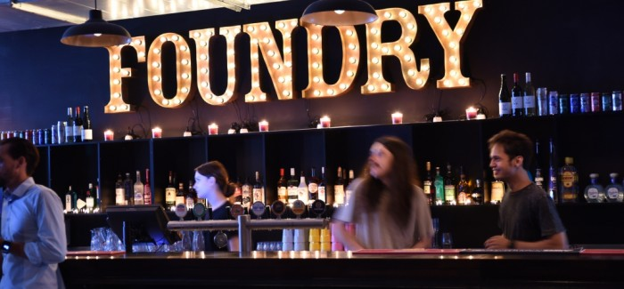 All Shiny And New: The Foundry Launch