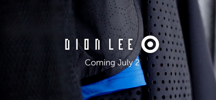 Dion Lee brings active wear to Target Australia!