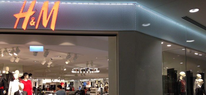 H&M Indooroopilly: Review