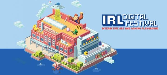 Brisbane Powerhouse presents: IRL Digital Festival