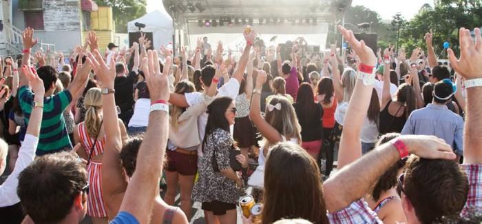 Caxton Street Festival's all Aussie line-up