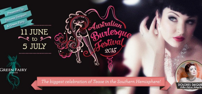 Interview: Lila Luxx, Headline of the Australian Burlesque Festival 2015