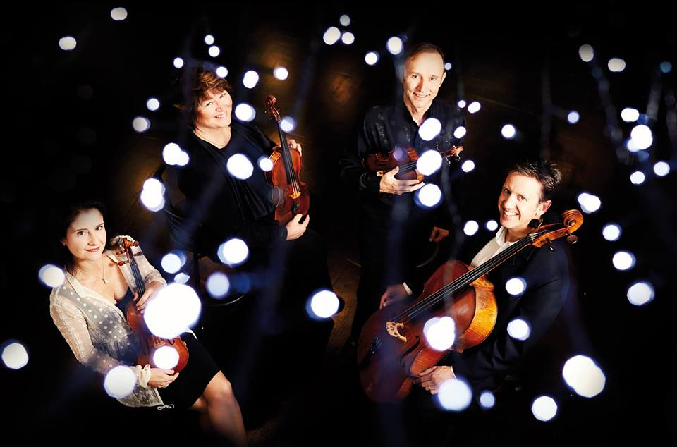 Musica Viva Presents the Goldner String Quartet