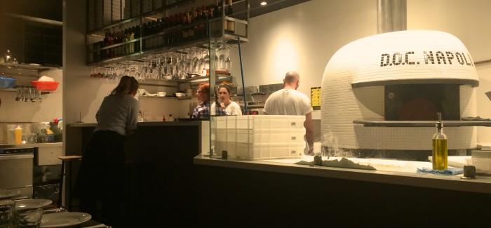 Pizzeria Violetta Opens in Wongabel Street