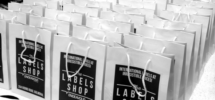 The Labels Shop Launch Event