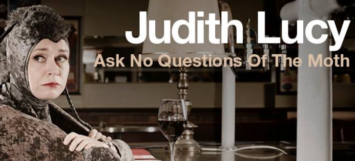 Review: Judith Lucy – Ask No Questions of the Moth