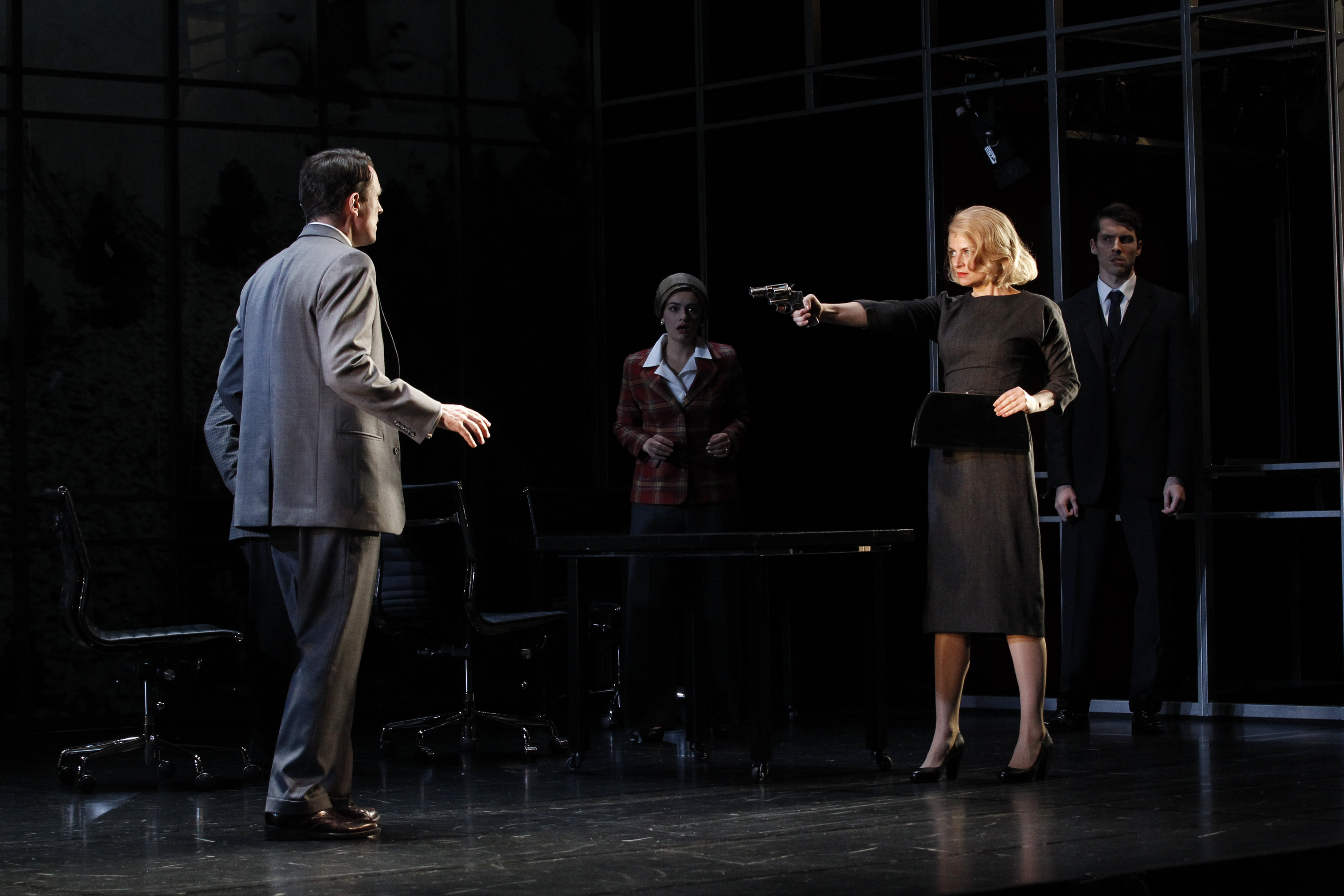 Review: MTC's North by Northwest