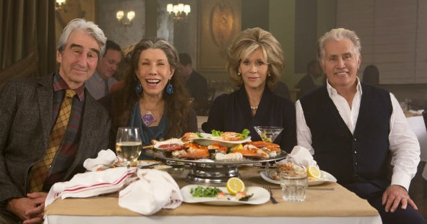 Review: Grace and Frankie