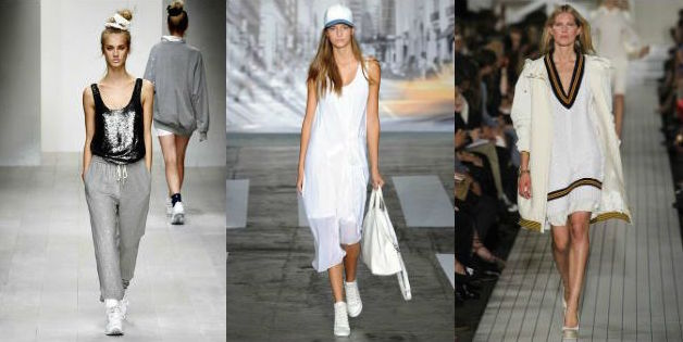 Latest Fashion Trend: Sports Lux!