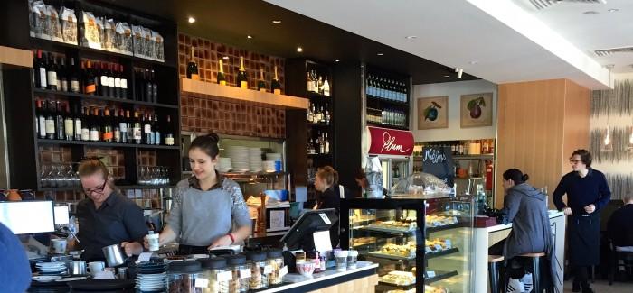 Plum Café Bistro