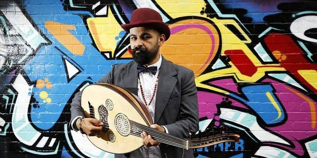 Music by the Sea presents oud player Joseph Tawadros