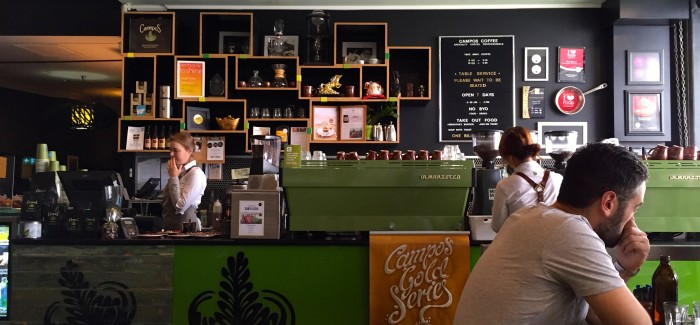 Campos Coffee in Wandoo Street