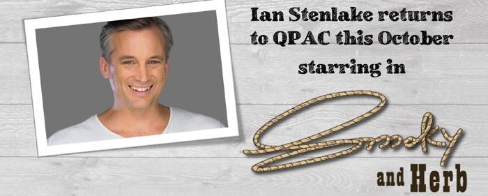 Interview: Ian Stenlake is Smoky Dawson