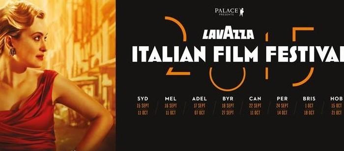 LaVazza presents the 2015 Italian Film Festival