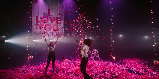 I Want to Know What Love Is – A Production Inspired By You