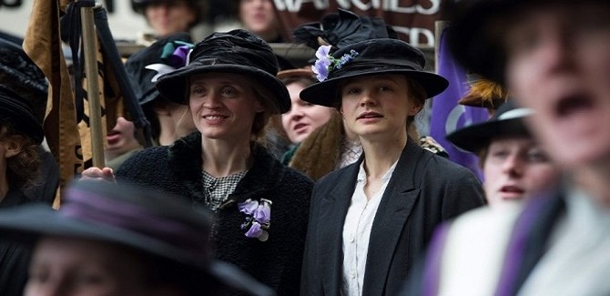 Suffragette – Mothers. Daughters. Rebels.