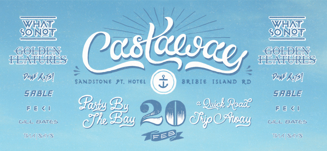 Castaway Festival crossing the country