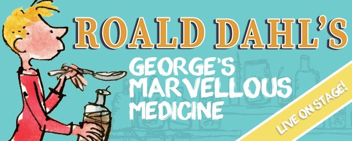George's Marvellous Medicine Goes Down a Treat
