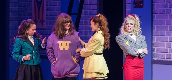 Teen Angst has a Body Count in Heathers the Musical