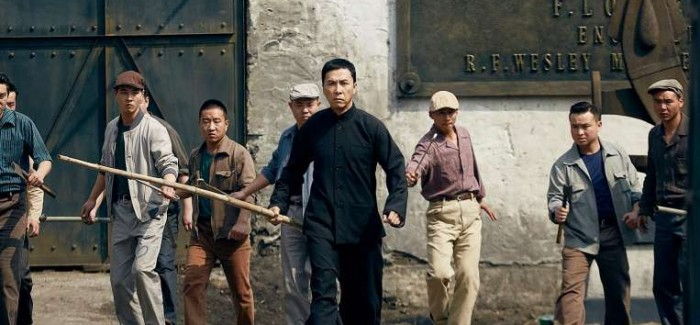 IP Man 3: Donnie Yen's Final Kung Fu Feature