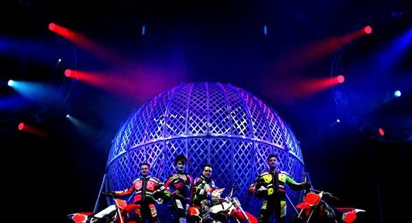 Lose Your Breath with Cirque Adrenaline