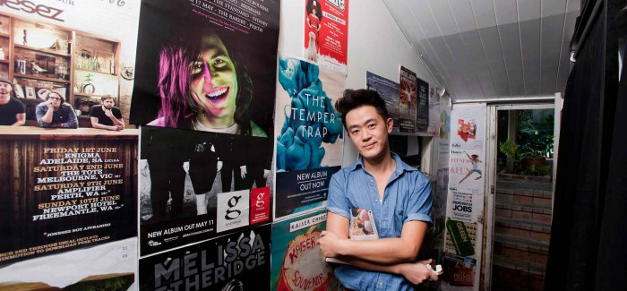 Writing the Laws, an Interview with Benjamin Law