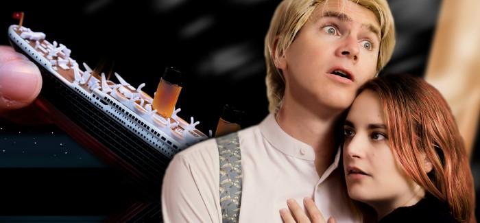 Titanic: The Movie The Play Prepares to Set Sail
