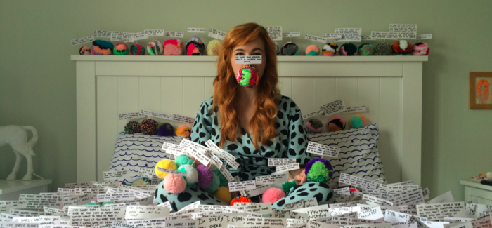 Pompoms and Apologies: An Interview with Rachel Burke