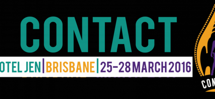 International And Domestic Writers And Creatives Converge At Contact2016 In Brisbane