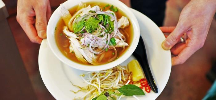 A taste of Vietnam: Café Ó-Mai