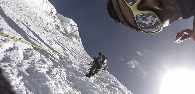 Sherpa – A Narrative of Loss, Greed and Uncertainty