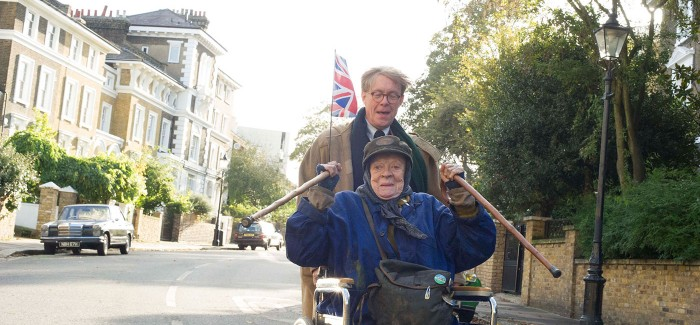 Maggie Smith steals the show as 'The Lady in the Van'