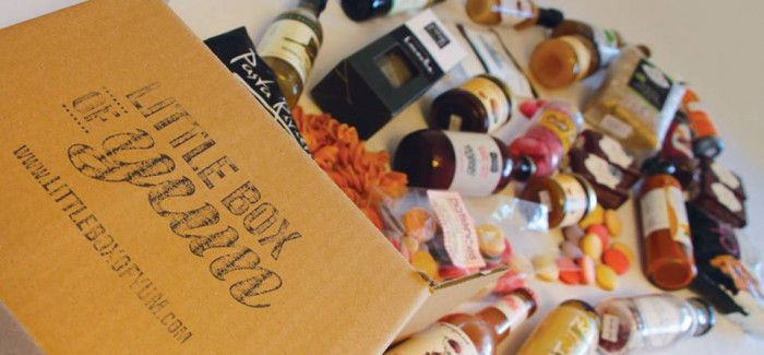 Little Box of Yum delivers food discovery